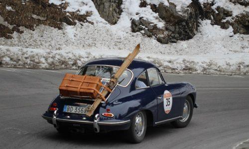 Cortina d'Ampezzo ospita la settima edizione della WinteRace.