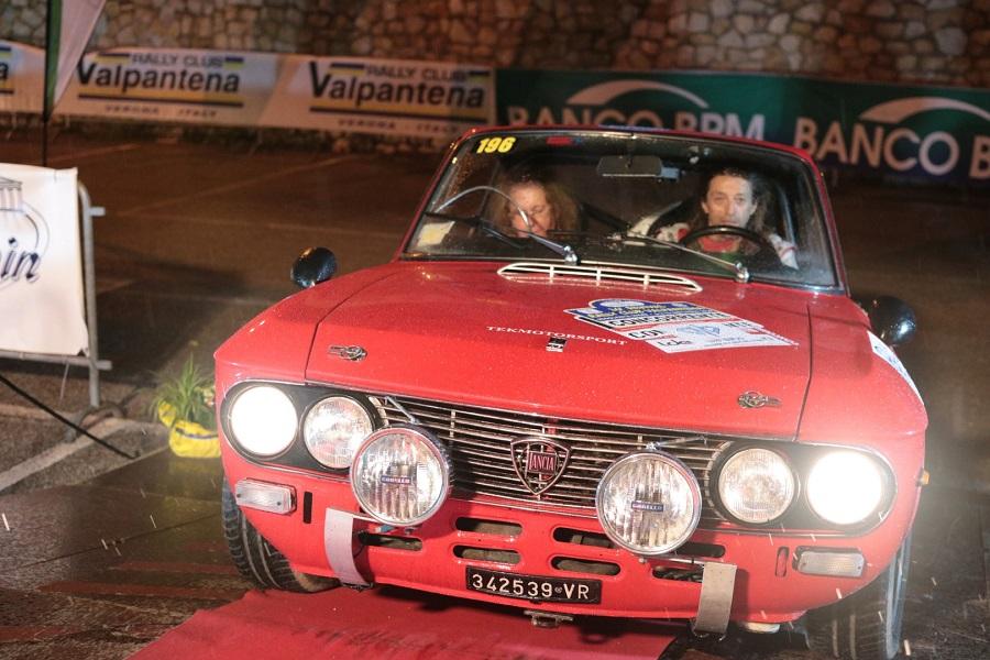 Andrea Giacoppo e Daniela Tecioiu Grillone sbancano il Valpantena 2018.