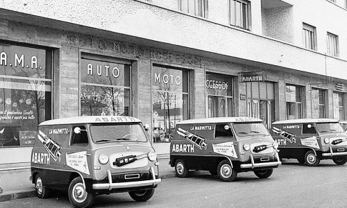 Abarth, per i 70 anni una mostra ad Automotoretrò 2019