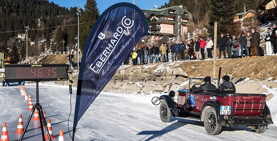Winter Marathon ed Eberhard uniti per una nuova grande edizione.
