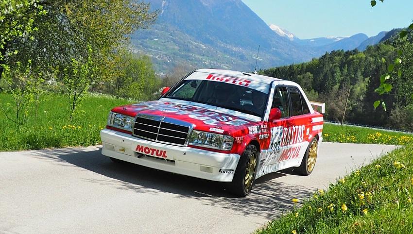 Inizia a delinearsi il 9° Valsugana Historic Rally e Classic.