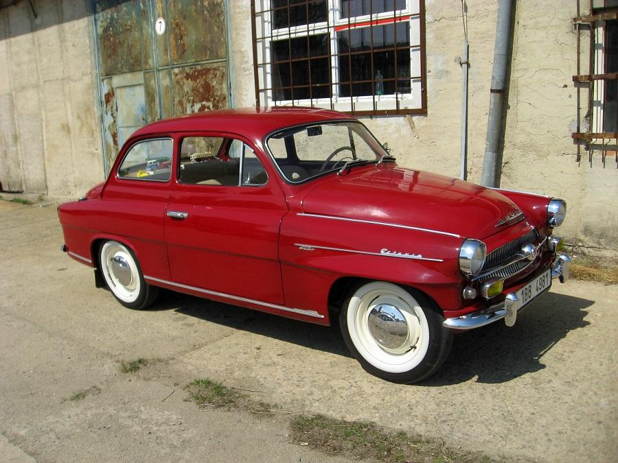 Škoda celebra i 60 anni di produzione della Octavia