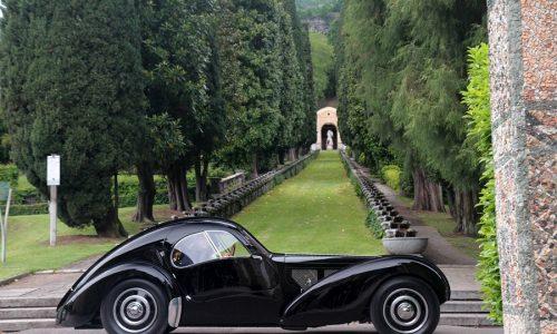 Bugatti celebra gli 80 anni della Type 57 SC Atlantic