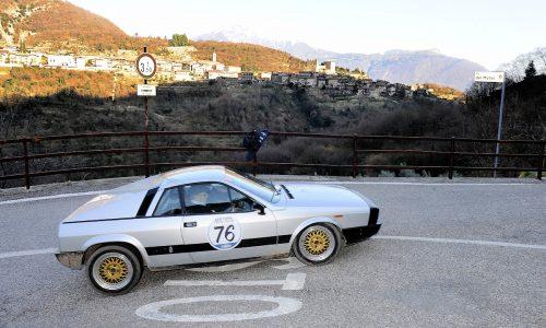 I trapanesi Accardo e Becchina su Lancia Beta conquistano la Coppa Città della Pace 2019.
