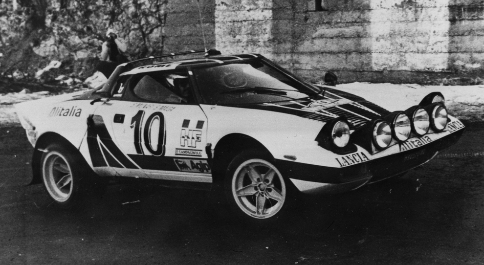 Lancia Strato's Gr.4 Alitalia protagonista della FIA Hall of Fame.