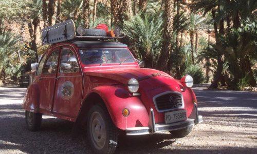 """Officina Classica presenta """"L'Africa vissuta in auto"""""""