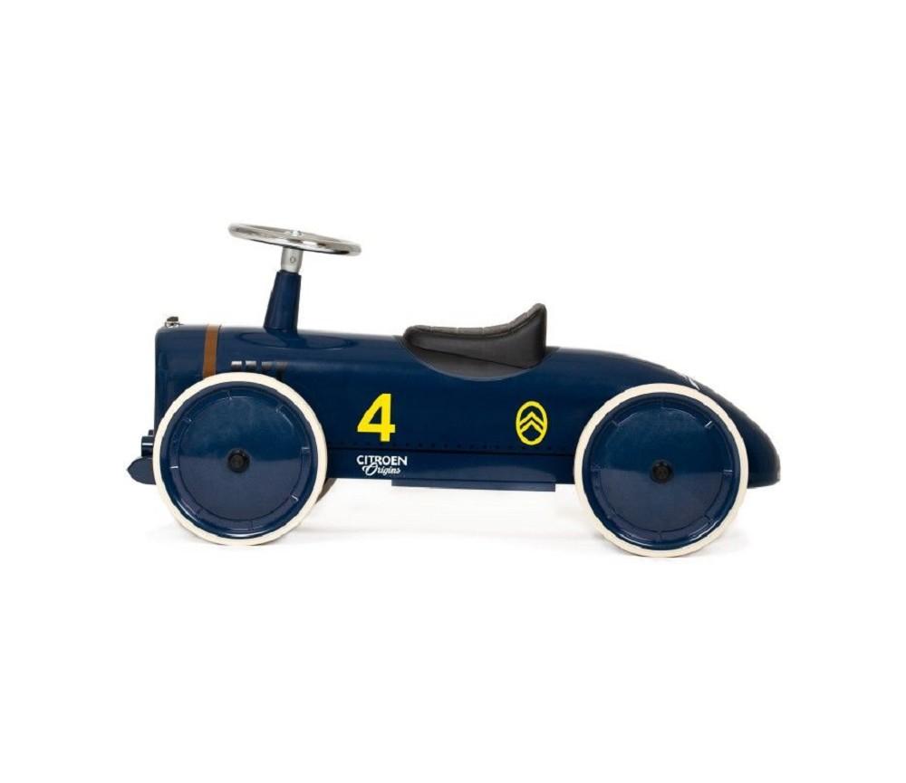 Per i più piccoli: l'auto da corsa mini Rosalie.