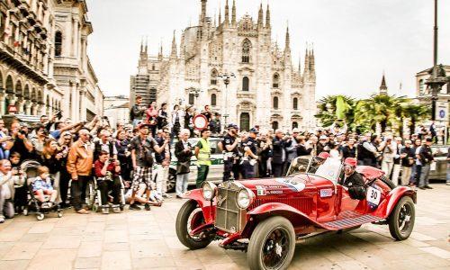 """L'Alfa Romeo e la """"Freccia Rossa"""": un binomio indissolubile."""