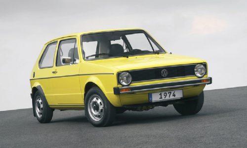 Volkswagen festeggia i gloriosi 45 anni dell'icona Golf.