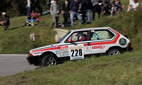 Oltre 50 gli iscritti al Trofeo Rally ACI Vicenza.