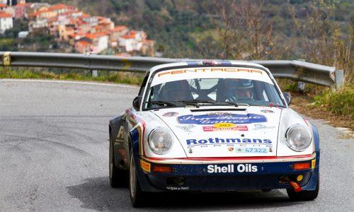 Il CIR Auto Storiche verso la seconda tappa tricolore nel Sanremo Rally Storico