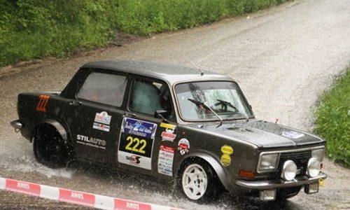 Partito col Rally del Grifo il Trofeo Rally ACI Vicenza