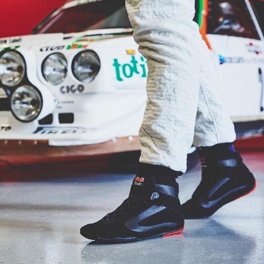 Scarpa da gara Piloti per i gentlemen driver.