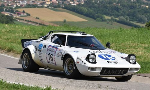 Record d'iscritti per il 15° Rally Campagnolo