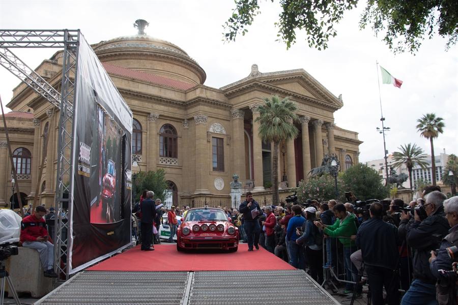 Presentata la 103^ Targa Florio