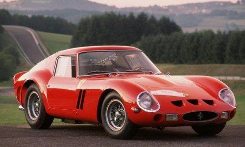 Ferrari 250 Gto opera d'arte, diritto d'autore tutelato.