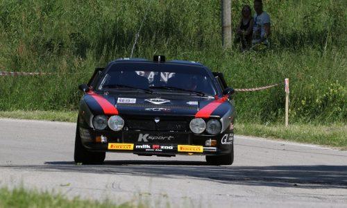Battistolli e Cazzaro vincono 15° Rally Campagnolo.