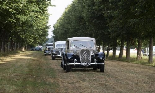 100 Anni Citroen: La Ferté-Vidame, è qui la 'Grande Festa'