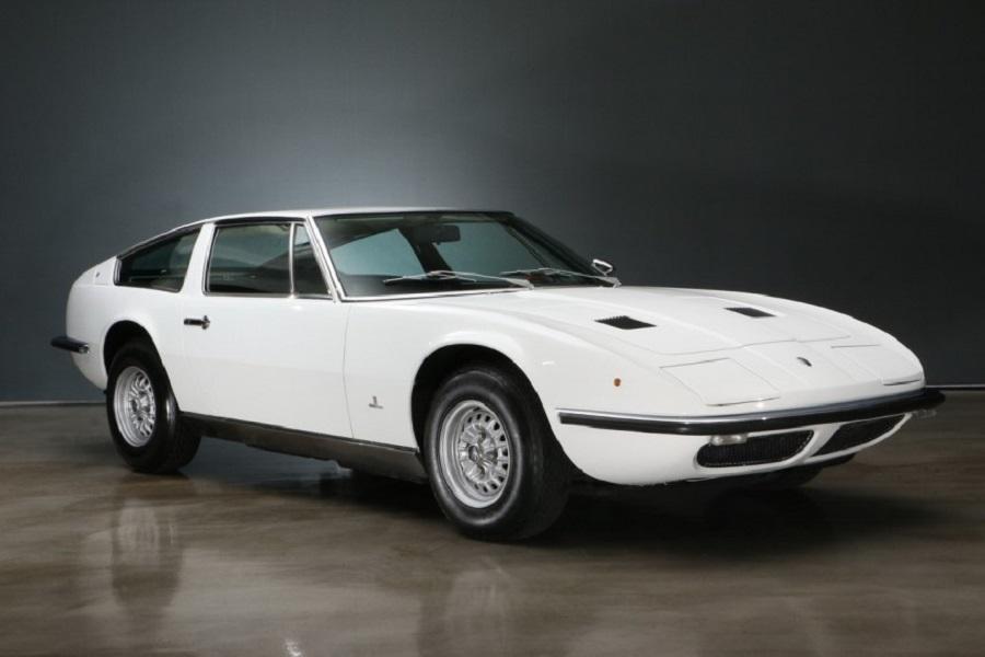 Maserati celebra 50 anni consegna della prima Indy