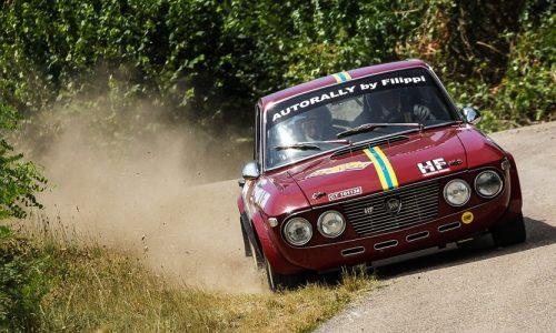 Inizia la tappa di avvicinamento al Rally Due Valli Historic & Classic 2019.