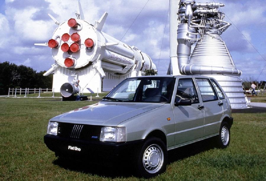 Lancio 'planetario' nel 1983: da Cape Canaveral decolla Fiat Uno