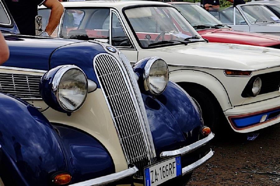 Per BMW raduno europeo da record a Peschiera del Garda.
