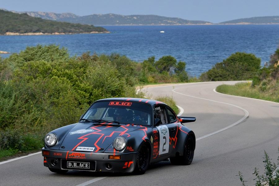 Inizia a delinearsi la seconda edizione del Rally Storico Costa Smeralda.