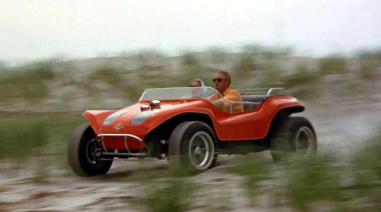 All'asta il Dune Buggy guidato da Steve McQueen in un noto film.