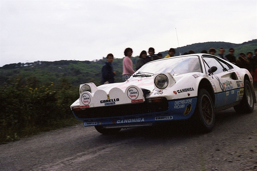"XXXI Rallye Elba Storico-Trofeo Locman Italy: passione ""rossa""."
