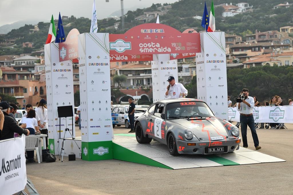 Lunedì prossimo la presentazione del 2° Rally Storico Costa Smeralda.