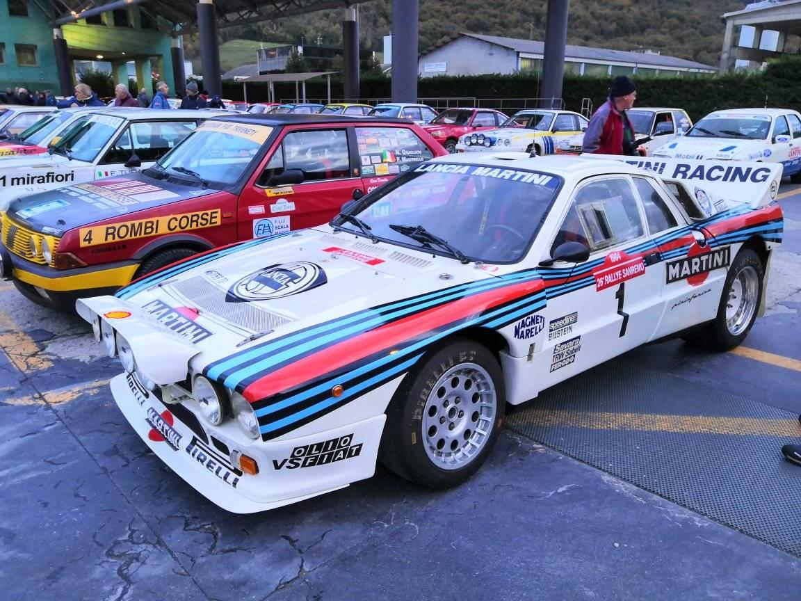172 partenti al 17° Revival Rally Club Valpantena.