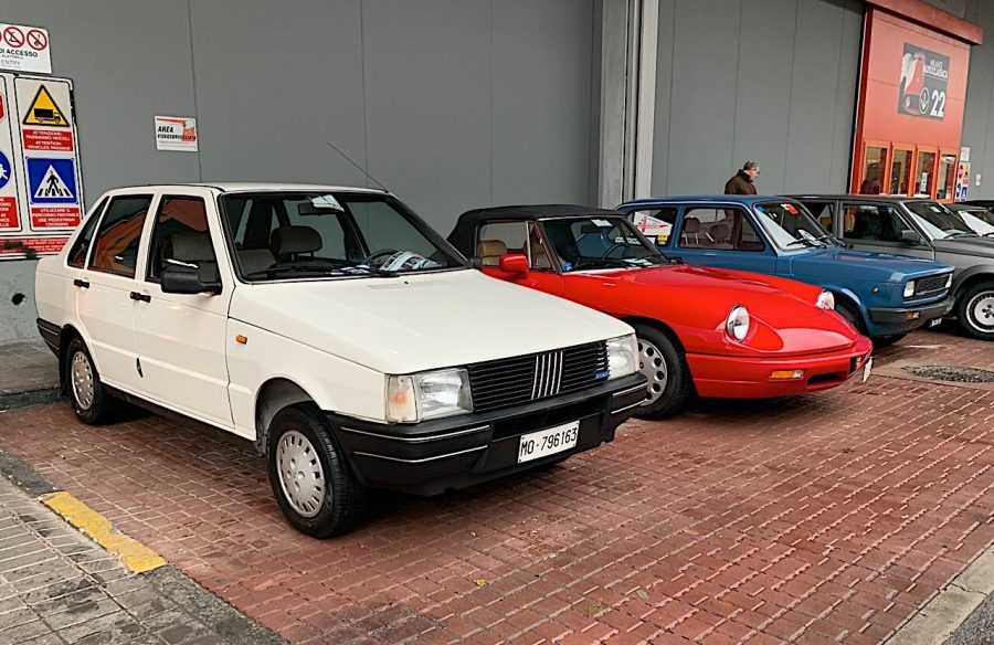 Rivincita Fiat Duna, a Milano vince trofeo Ruote Classiche