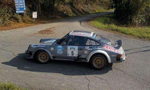La Grande Corsa chiude la Michelin Historic Rally Cup 2019 incoronando Roberto Rimoldi.