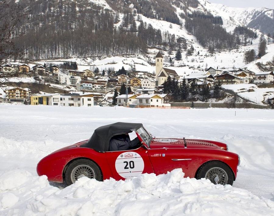 Al via l'edizione 2019 della Coppa delle Alpi.