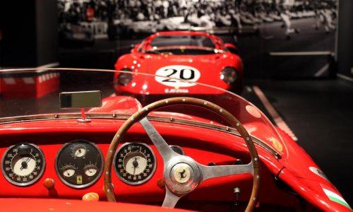 Ferrari, in mostra i successi alla 24 Ore di Le Mans