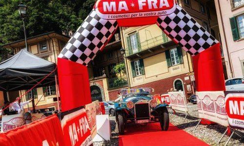 Rinnovato l'accordo tra MaFra e Summer Marathon 2020.