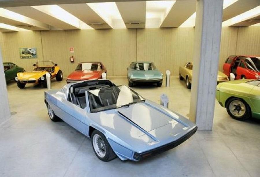 L'ASI porta a Retromobile la collezione Bertone.