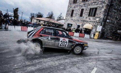 Si avvicina il debutto del nuovo Campionato Italiano Rally Terra Storico al Rally Storico della Val d'Orcia.