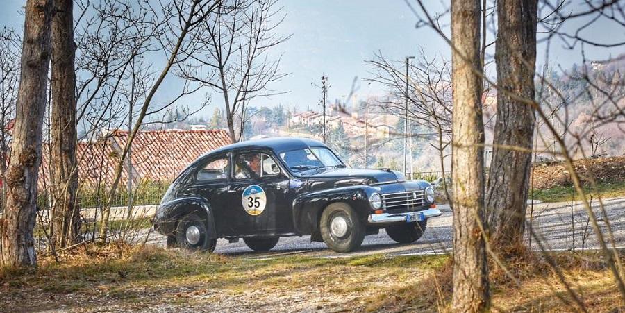 Una Volvo si aggiudica la Coppa Giulietta&Romeo 2020.