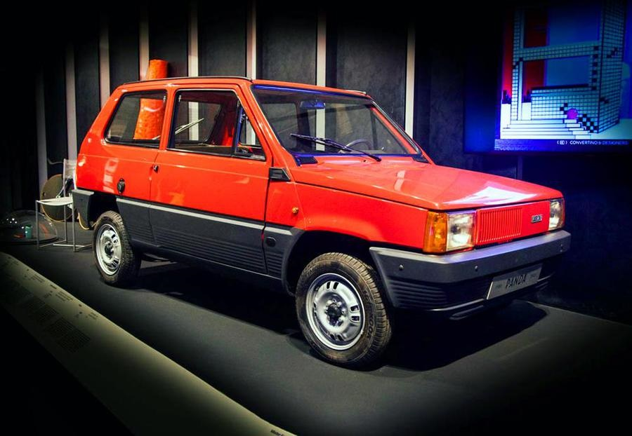 Fiat Panda festeggia a marzo suoi primi fantastici 40 anni.
