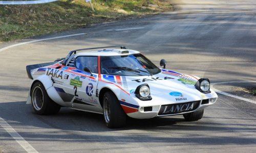 Trofeo Rally ACI Vicenza: buona la prima al Lessinia 2020.