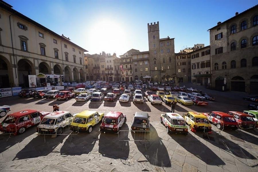 Historic Rally delle Vallate Aretine 2020: rinviato.