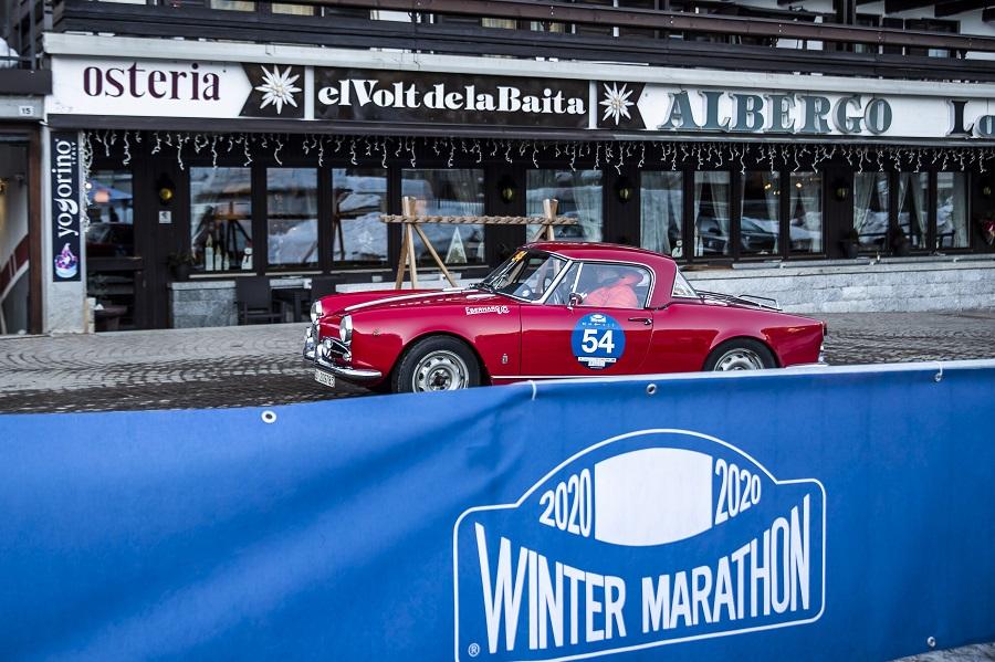 Lo spettacolo della Winter Maarthon 2020!