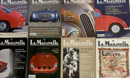 """""""La Manovella"""" dell'ASI ora è on-line in forma gratuita."""