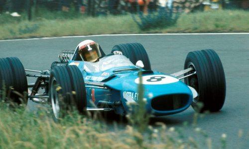 Conferenza AISA: Jackie Stewart, una vita di corse.