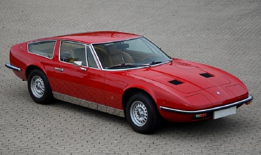 Maserati Indy, ieri come oggi, solo per palati fini.