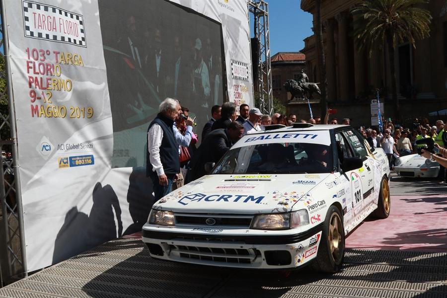 La 104^ Targa Florio Historic Rally avrà una nuova data.