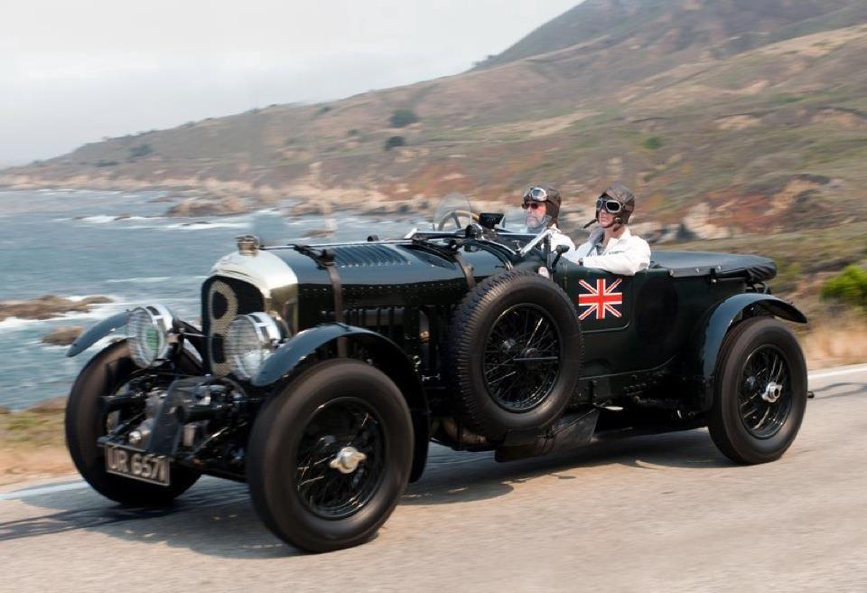 Blower Continuation Series di Bentley, completato modello CAD