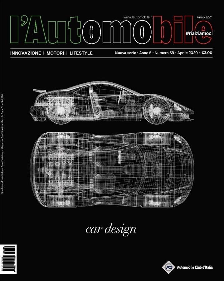 La rivista l'Automobile di aprile è gratis!