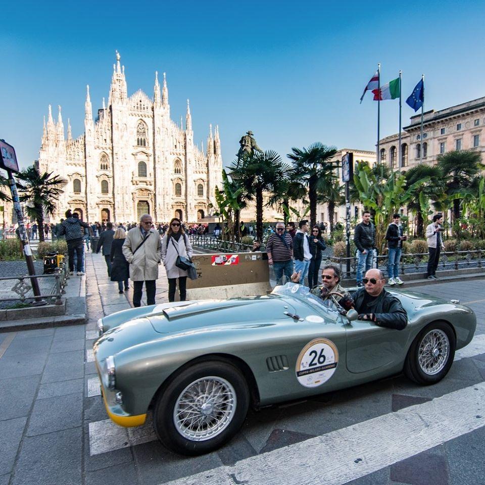 Coppa Milano-Sanremo, la 12^ rievocazione storica rinviata al 2021.